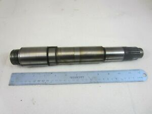 South Bend 9 Models A B C Lathe Headstock Spindle 1 1 2 X 8 Tpi