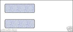 Double Window 10 Envelopes Invoice Windows 24ww In Stock 1000 lot Tinted Inside