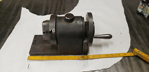 Bentz Tool Spin Indexer Fixture 1 Center Through Hole