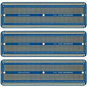 Electrocookie Solderable Breadboard Large Pcb Board Arduino And Electronics 3