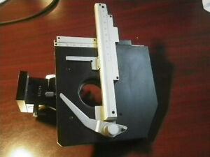Nikon Microscope Stage Condenser Sub stage Assembly