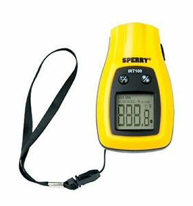Sperry Instruments Irt100 Temperature Check Infared Thermometer Pocket