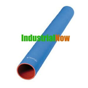 4 ply Blue Silicone Coolant Hose 3 00 Id X 3 Ft 76mm 5581 300 3