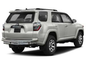Kasei Fits 03 20 Toyota 4runner Rear Bumper Guard Double Layer Protector