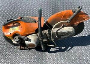 Stihl Ts420 14 Inch Concrete Demo Saw W blade Parts Only
