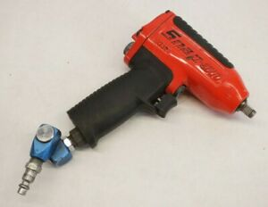 Snap On Mg325 3 8 Air Impact Wrench Pneumatic Wrench Red