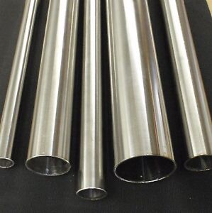 Tb22x24 Stainless Steel Tubing 7 8 O d X 24 Inch Length X 1 16 Wall