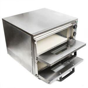 Pizza Oven 3000w Electric Pizza Oven Pizza Drawer Ceramic Stone Toaster Baker