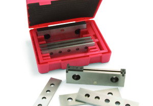 Kurt 6pjs Magnetic Jaw Plate And Parallel Set 6 Vise Size