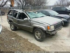 Automatic Transmission 5 2l 8 318 4wd Fits 98 Grand Cherokee 1494604