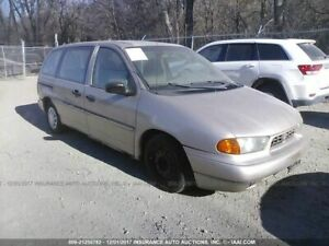 Automatic Transmission 6 183 3 0l Id F88p Aa Fits 98 99 Windstar 1518618