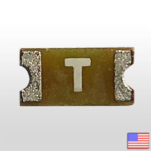 5pcs 5a Littelfuse 467 Series 5 Amp 32v 0603 T Smd Fuse 5x Fast Us Shipping
