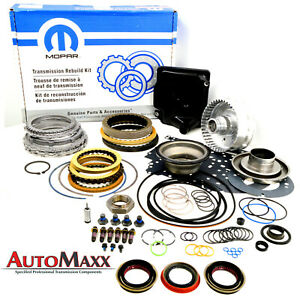 Original Oem Mopar 68272623ab Transmission Master Rebuild Kit 62te 06 17 Piston