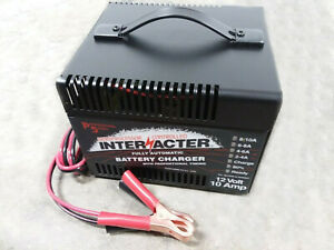 Industrial Commercial Battery Charger 12v 10a fully Automatic