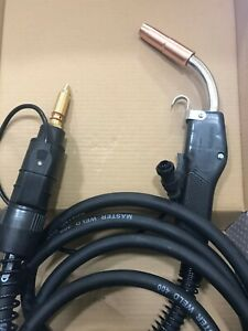 Masterweld Tweco Replacement 400 Amp Mig Gun 15 Usa Made Fits Miller Machines