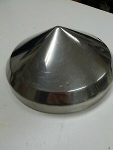 Vintage Baby Moon Hubcap Cone Pointed Hot Rod Rat Rod International Ford Chevy