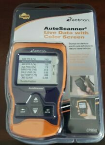 Actron Cp9670 Auto Scanner