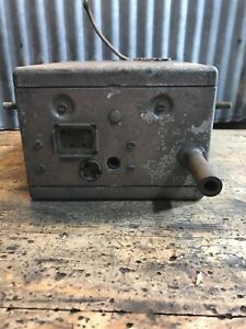274 Vtg Philco Cr 6 Push Button Car Radio Hot Rat Rod