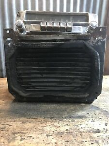 322 Vtg Plymouth 1951 52 Concord Cambridge Push Button Car Radio Hot Rat Rod