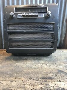 332 Vtg Plymouth 1951 52 Concord Cambridge Push Button Car Radio Hot Rat Rod