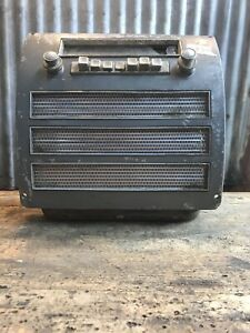 333 Vtg Plymouth 1951 52 Concord Cambridge Push Button Car Radio Hot Rat Rod