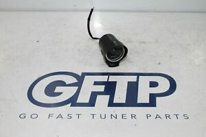 04 20 Subaru Wrx Sti Spt 52m Boost Gauge W Pod And Mounting Bracket Tab Oem 05