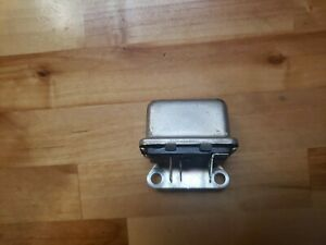 Steiger Tractor 01 3861 Blower Motor Relay Vintage Parts Panther Cougar