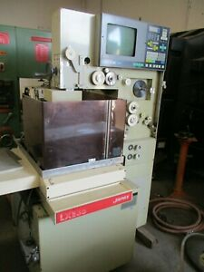 Japax Lxe35 Cnc Wire Edm Machine In Good Working Condition