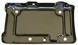 1966 69 B body Battery Tray W hold Down Charger Road Runner Super Bee Mopar Amd