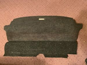 1986 1994 Classic Saab 900 Convertible Carpeted Trunk Interior Panel W Light
