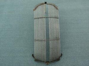 36 1936 37 Plymouth P1 P2 Sedan Delivery Commercial Pickup Nos Radiator Grill