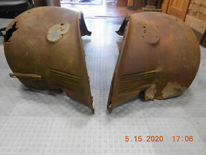 1939 Chevy Front Fenders Rat Rod