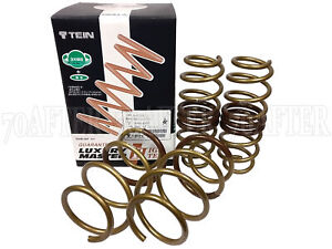 Tein High Tech Lowering Springs For 92 99 Bmw E36 325i 328is 1 8 f 1 0 r