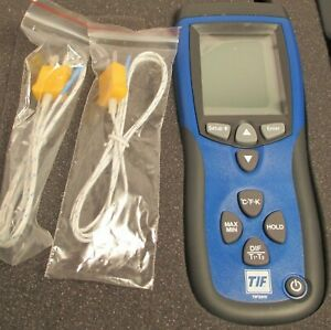 Tif3310 Tif Spx 3310 Professional Differential Thermometer 22deg