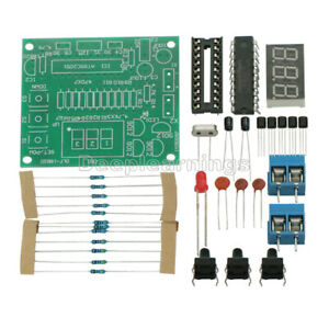 Diy Kit New Ds18b20 At89c2051 Microcontroller Temperature Controller Led Alarm