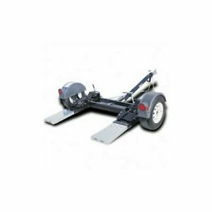 Demco 9713051 Tow It Ii Dolly Setup Boxed With Disk Brakes Fully Enclosed