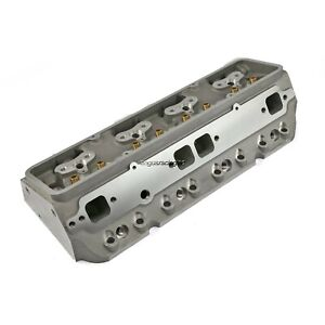 Cylinder Heads Chevy 350 205cc Aluminum Bare Set new