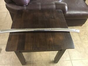 1956 1957 1958 1959 1960 1961 1962 Corvette Windshield Top Stainless Header