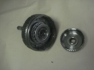 Allison At545 Forward Clutch Housing With Turbine Shaft Clutch Hub Assembly