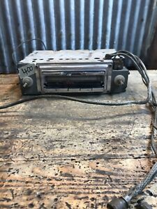 400 Vtg 1956 Cadillac Wonder Bar Push Button Car Radio Hot Rat Rod