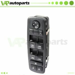 Fit For 2011 2013 Dodge Durango High Quality Window Switch Front Left