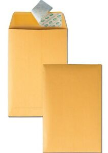 Qty20 Quality Park 9 X 12 Self seal Catalog Envelopes For Mailing Organizing