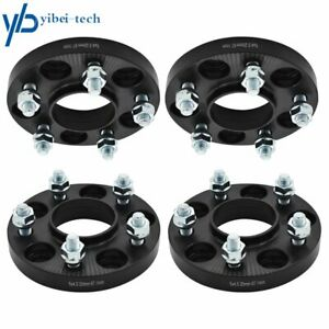 Wheel Spacers For Jeep Compass Patriot Prospector Mazda 4pc 5x4 5 20mm M12x1 5