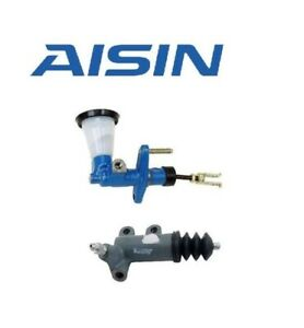 Clutch Master Cylinder Slave Kit For Toyota Corolla Ae86 Aisin Cmt038 Crt039