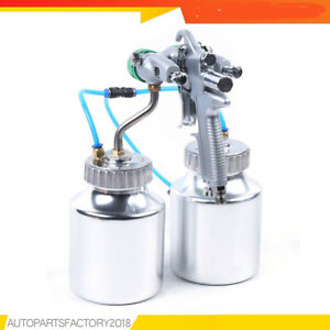 G1 4 Polyurethane Foam Spray Machine Automatic Paint Spray Gun W 2 1000ml Pot