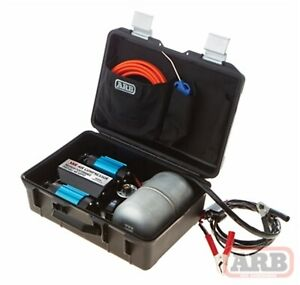 Arb 4x4 Accessories Ckmtp12 Twin Air Compressor Kit Powers Most Air Tools