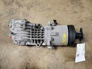 2014 2015 Nissan Pathfinder Rear Axle Differential Carrier Assembly Awd