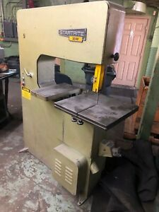 Startrite Kalamazoo 30 Vertical Bandsaw band Saw Variable Speed