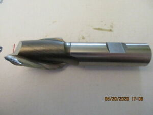 Tool 746 Machine Repair Shop Tools End Mill 1 2 Flute 3 4 Shank Hss