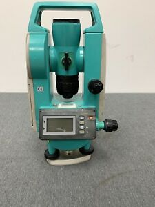 Sokkia Dt600 Optical Digital Theodolite Survey Transit Only
